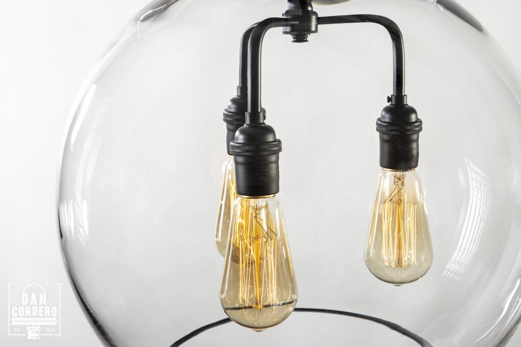 Edison Bulb Close Up