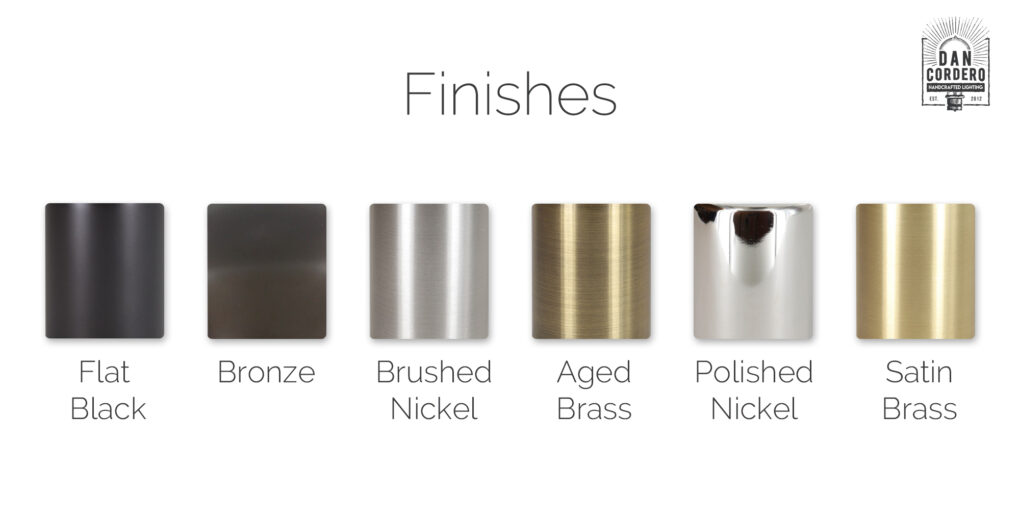 Dan Cordero - Metal Finishes