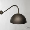 Hammered Dome Sconce