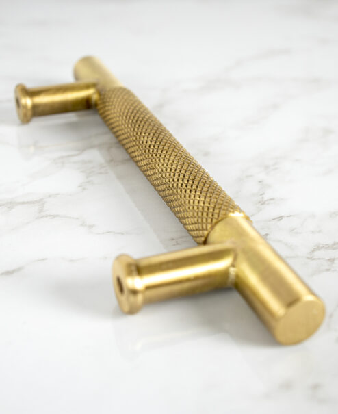 The Plaza Knurled Pull