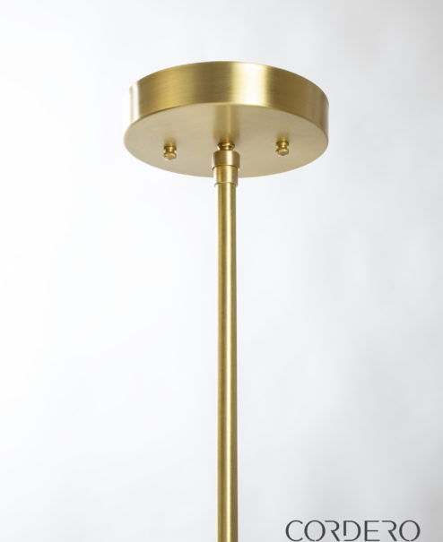 Brushed Brass hardware