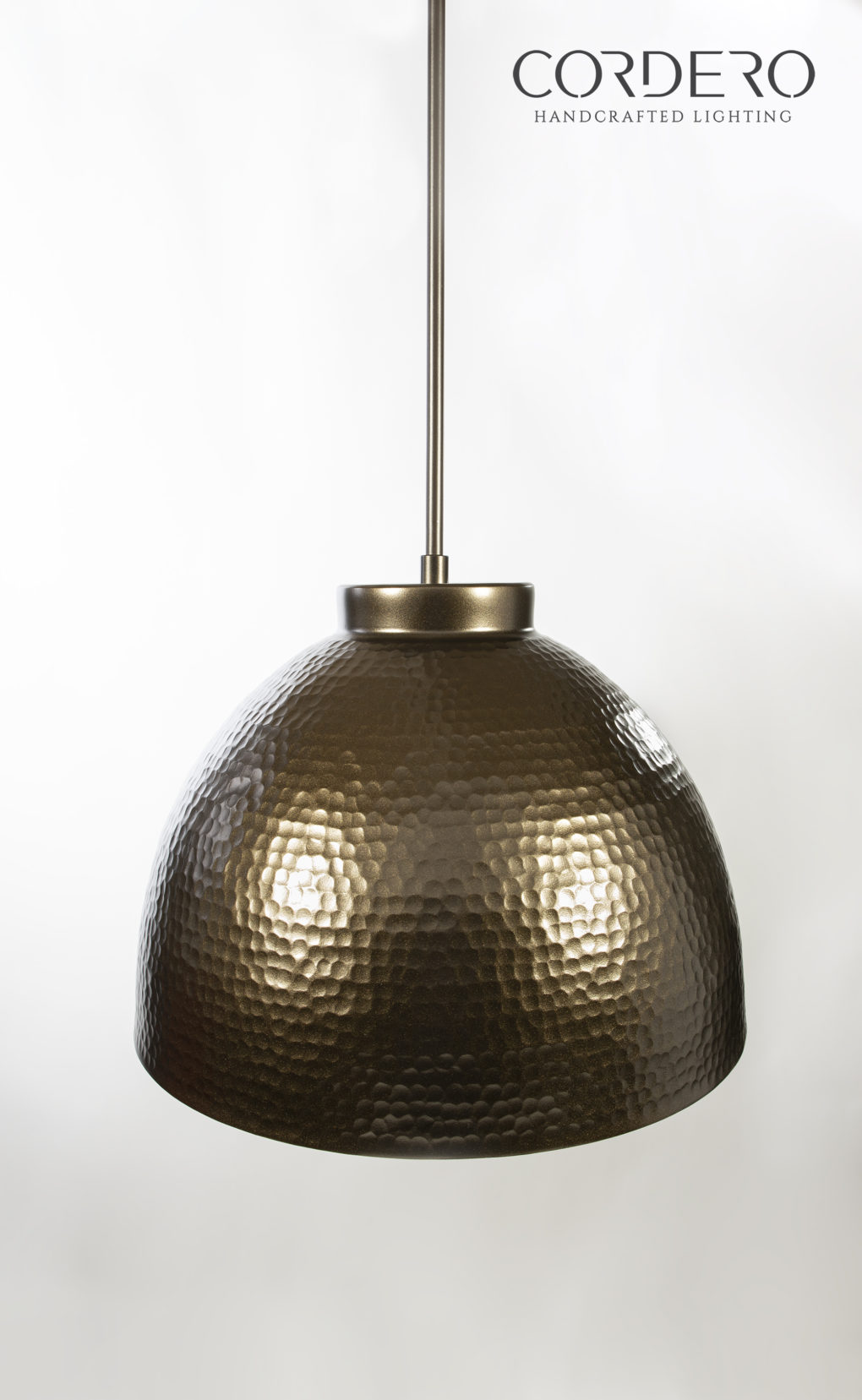 Bronze Duke Dome Pendant Light