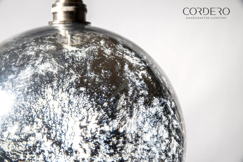 Mercury Glass Globe