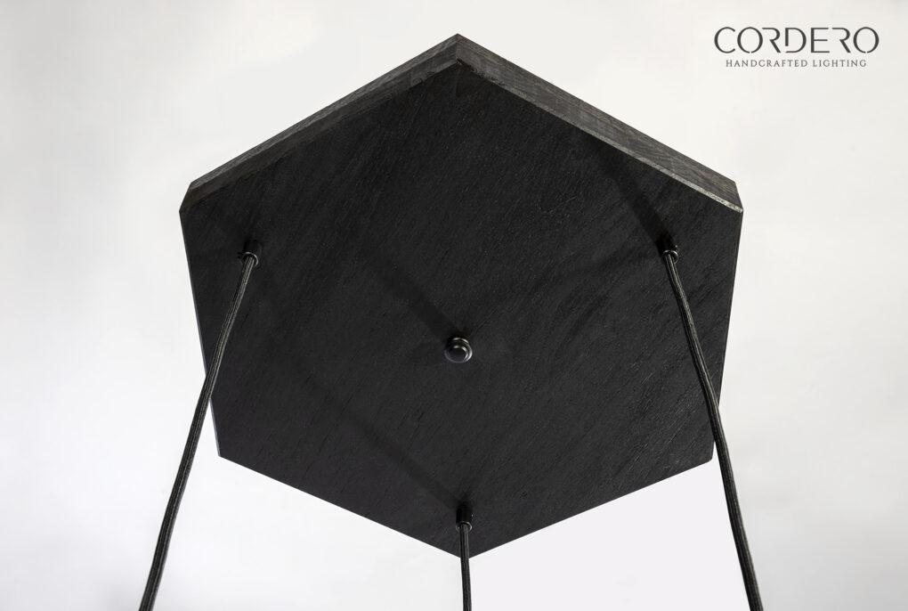 3 Globe Chandelier Canopy