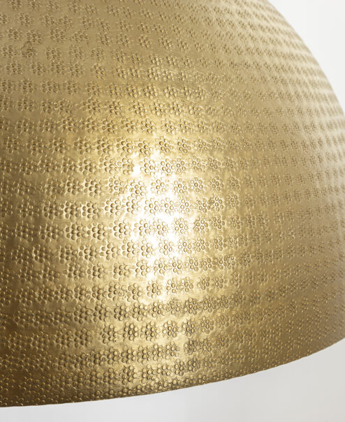 Crate and Barrel Hammered Dome