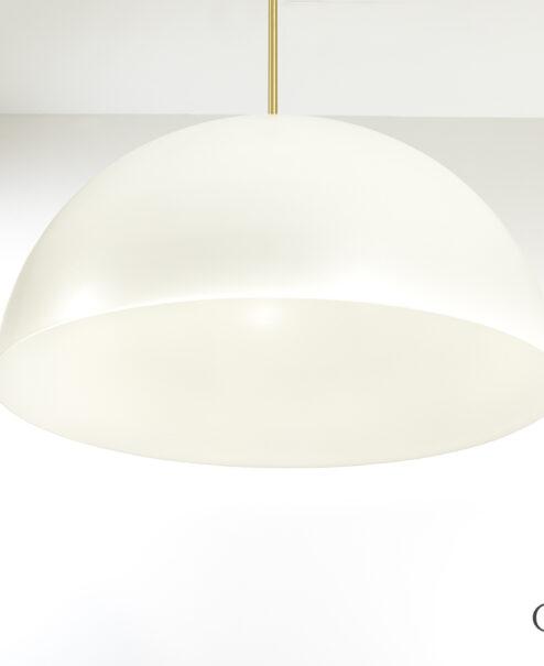 "30"" Liscio Dome Pendant Light Fixture"